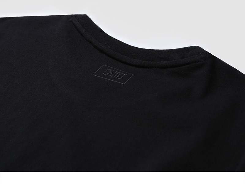크리틱(CRITIC) FIELD MANUAL LOGO TEE (BLACK)_CTOEURS14UC6