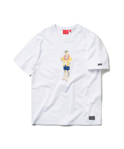 CHICKEN KILLER TEE (WHITE)_CTOEURS01UC2
