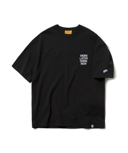 WORK LATER DRINK NOW TEE (BLACK)_CMOEURS40UC6