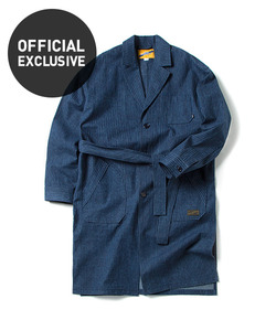 [오피셜단독]CRITIC MFG ROBE (BLUE)_CMOEPLV31UB1