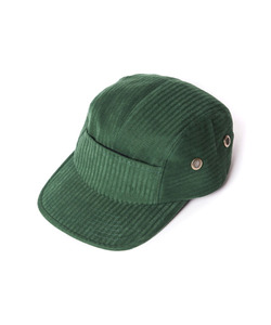 POSSE NATION 5PANEL CAMP CAP (FOREST GREEN)