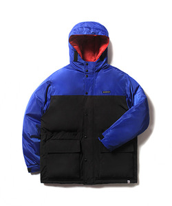 MFG ALL TERRAIN HOODED DOWN JACKET(BLUE)_CMOEIDJ02UB3