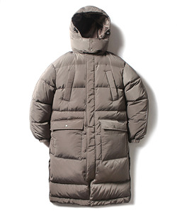 MFG LONG DOWN JACKET(KHAKI)_CMOEIDJ01UK0