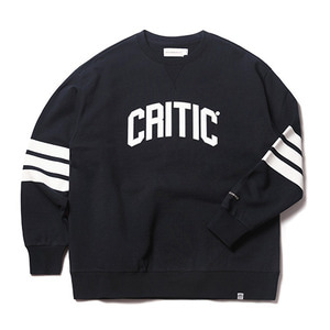 MFG STRIPES SWEAT SHIRT(NAVY)_CMOEICR31UN0