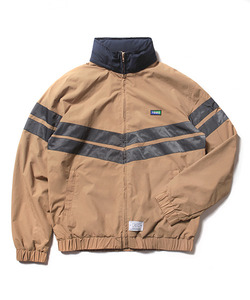 TEAM TRAINING JACKET(CREAM)_CTOEIJP01UE3