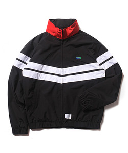 TEAM TRAINING JACKET(BLACK)_CTOEIJP01UC6