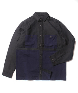 MFG BEDFORD FIELD SHIRT JACKET(NAVY)_CMOEAJK31UN0