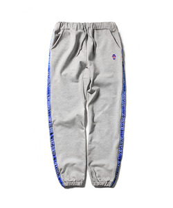 CRT SPORTS TAPED SWEAT PANTS(GRAY)_CTOEAPT02UC4