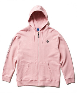 [3/27 예약배송]CRITIC X REEBOK BROTHER HOODIE ZIP-UP(PINK)_CSOGPHZ01UP0