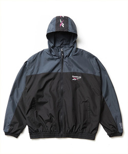 CRITIC X REEBOK BIG VECTOR HOODED JKT(BLACK)_CSOGPJK02UC6