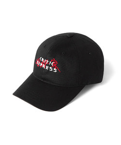 CRITIC EXPRESS BALL CAP(BLACK)_CTOGUHW03UC6