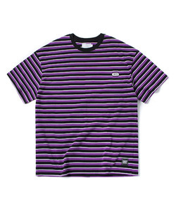 STRIPE T-SHIRT(VIOLET)_CTOGURS11UV1