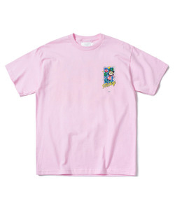 CRITIC X DISNEY Mickey Summer Breeze Tee(PINK)_CSOGURS11UP0