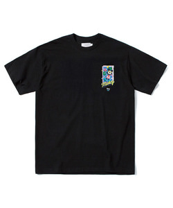 CRITIC X DISNEY Mickey Summer Breeze Tee(BLACK)_CSOGURS11UC6