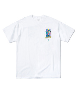 CRITIC X DISNEY Mickey Summer Breeze Tee(WHITE)_CSOGURS11UC2