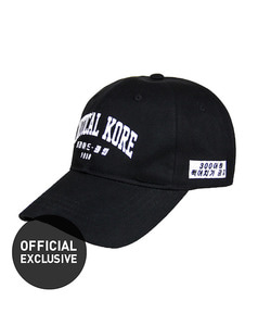 CRITIC X KORE CRITICAL KORE BALL CAP(BLACK)_CSOGUHW21UC6