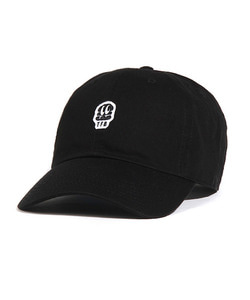 TFB x GOODNATION originals icon ball cap(BLACK)