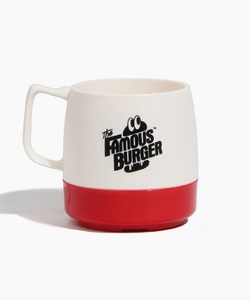 TFB x Dinex Mug White/Red