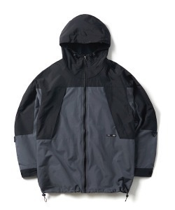 PROTECT HOODED PARKA(BLACK)_CTONPJK01UC6