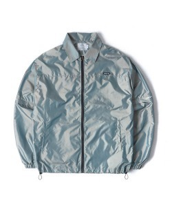 ZIP TRAINING JACKET(GREEN BEIGE)_CTONPJK03UE3
