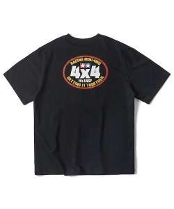 TAMIYA ORIGINAL PRODUCT MINI 4WD LOGO T-SHIRT(BLACK)_CSONURS03UC6