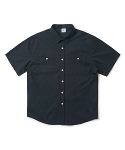 CRT WORK SHIRT(BLUE GREEN)_CRONUSS02UB7