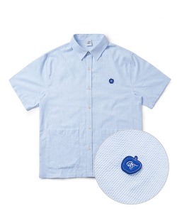 CRT POCKET SHIRT(SKY BLUE)_CRONUSS03UB0