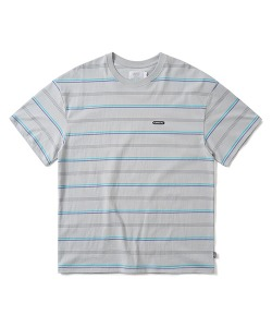 MULTI STRIPE T-SHIRT(GRAY)_CTONURS16UC0