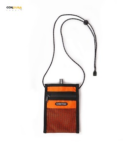 CORDURA® PASSPORT BAG(ORANGE)_CTONUBG03UO0