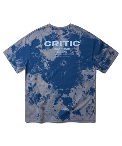BACKSIDE LOGO T-SHIRT(DEEP BLUE)_CTONURS26UB6