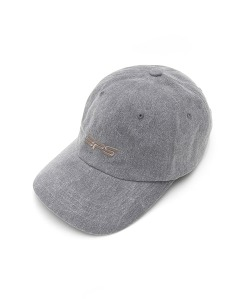 VINTAGE WASHED LOGO BALL CAP(GRAY)_CSONAHW01UC0