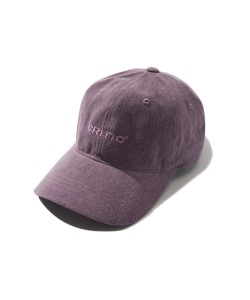 PIGMENT WASHING BALLCAP(PINK)_CTONAHW05UP1