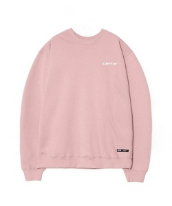 WASHED SWEATSHIRT(L/PINK)_CSONACR01UP0