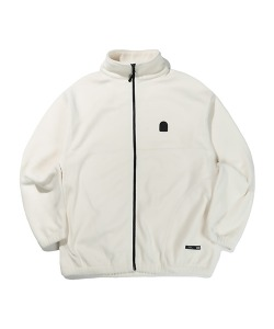 WAPPEN FLEECE JACKET(IVORY)_CTTZPJK08UIV