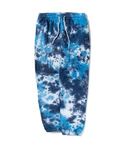TIE DYE SWEATPANTS(BLUE)_CTTZPPT07UB2