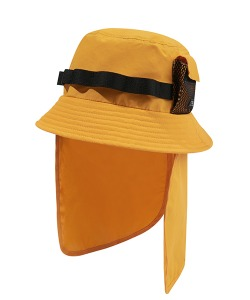 UTILITY BUCKET HAT(YELLOW)_CTTZPHW05UY0