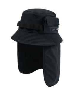 UTILITY BUCKET HAT(BLACK)_CTTZPHW05UC6