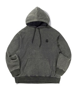 SNOW WASHING WAPEN HOODIE(CHARCOAL)_CTTZPHD08UC1