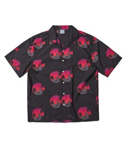 CRT SUMMER NIGHT GRAPHIC SHIRT(BLACK)_CRTZUSS04UC6