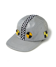 DUMMY CAMP CAP (GREY)_CTOEUHW03UC7