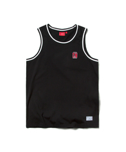 C LOGO SLEEVELESS (BLACK)_CTOEUSV02UC6