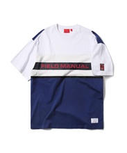 FM COLOR BLOCK TEE (WHITE)_CTOEURS09UC2