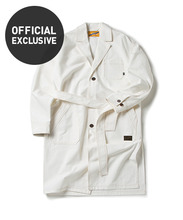 [오피셜단독]CRITIC MFG ROBE (CREAM)_CMOEPLV31UE3