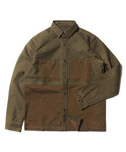 MFG BEDFORD FIELD SHIRT JACKET(KHAKI)_CMOEAJK31UK0