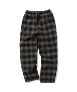 [3/26 예약배송]TGG CHECK PANTS(BLACK)_CTOGPPT01UC6
