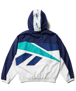 CRITIC X REEBOK BIG VECTOR HOODED JKT(WHITE)_CSOGPJK02UC2