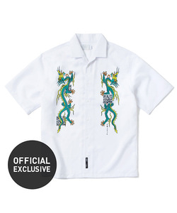 CHINA DRAGON SHIRT(WHITE)_CTOGUSS02UC2