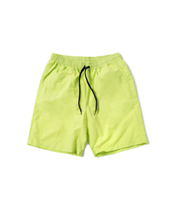 EASY SPORTS SHORTS(NEON YELLOW)_CTOGUSP03UY3