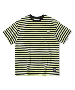 STRIPE T-SHIRT(YELLOW)_CTOGURS11UY0