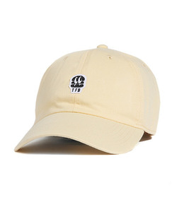 TFB x GOODNATION originals icon ball cap(Lt.yellow)